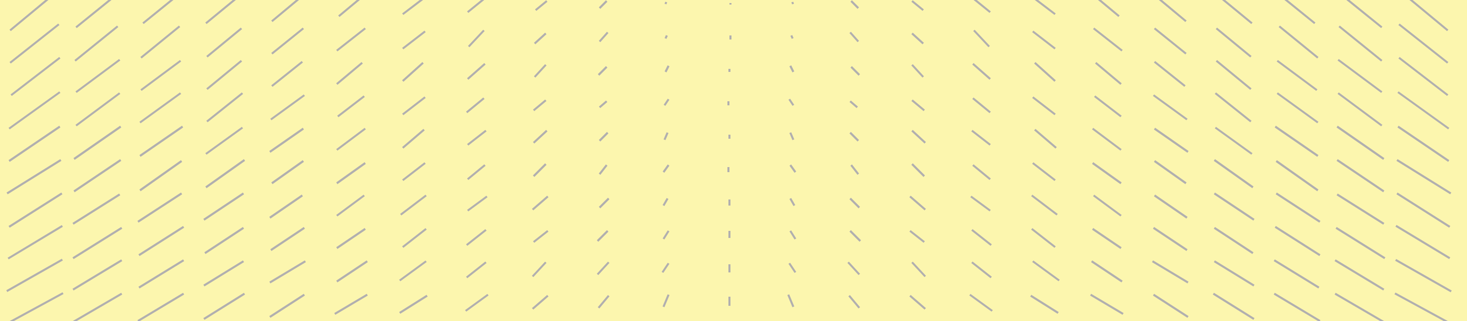 yellow nothingness pattern