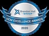 Brandon Hall Excellence Awards 2020 logo