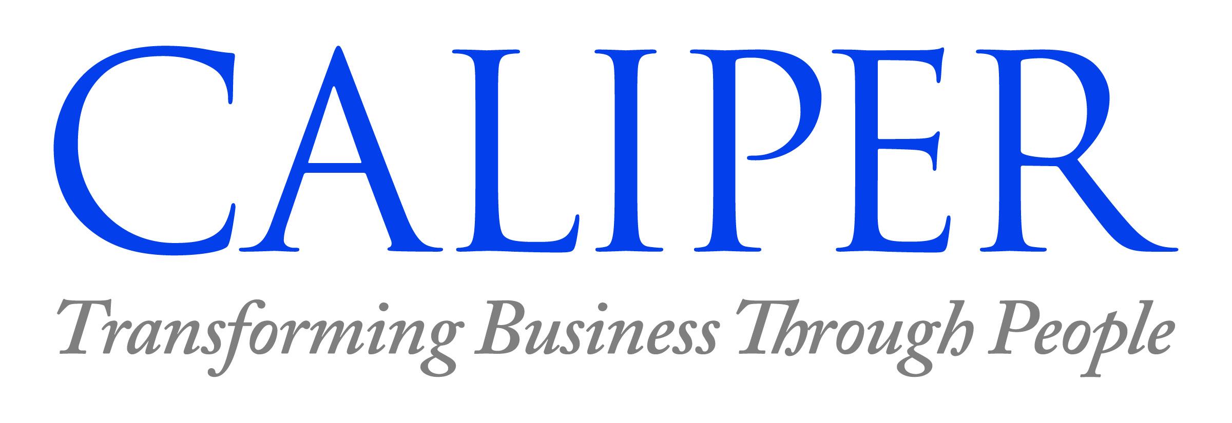 Caliper - Transforming Business Through People