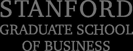 Stanford GraduateSchoolofBusiness