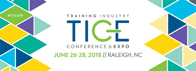 Training Industry Conference & Expo 2018