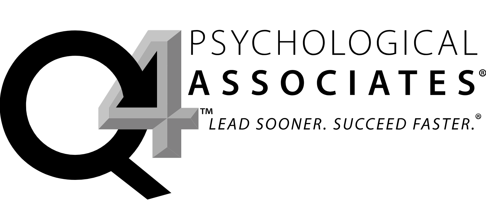 Psychological Associates logo gray