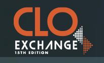 CLO Exchange logo
