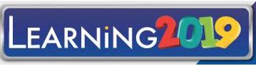 Learning 2019 logo